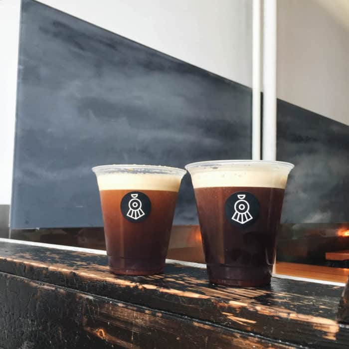Timbertrain Coffee Roasters Vancouver