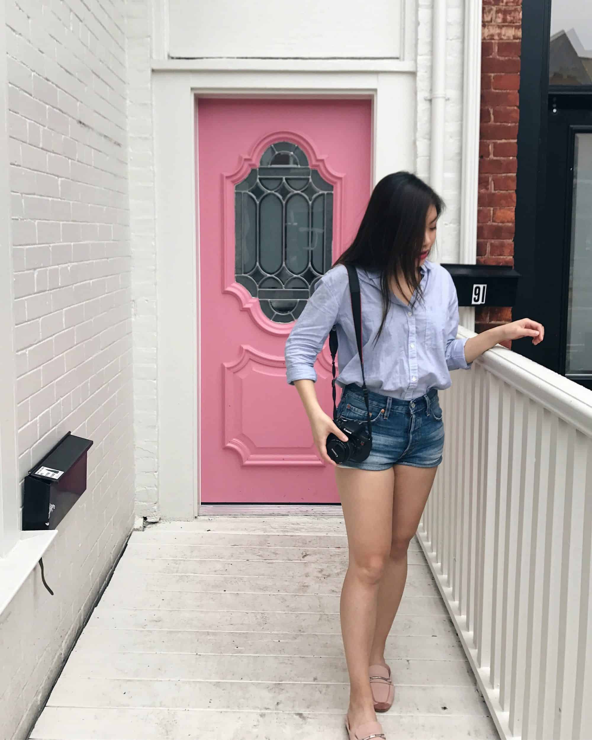 What I bought at the Nordstrom Anniversary Sale | summer outfits and style inspiration | Diary of a Toronto Girl, a Canadian lifestyle blog