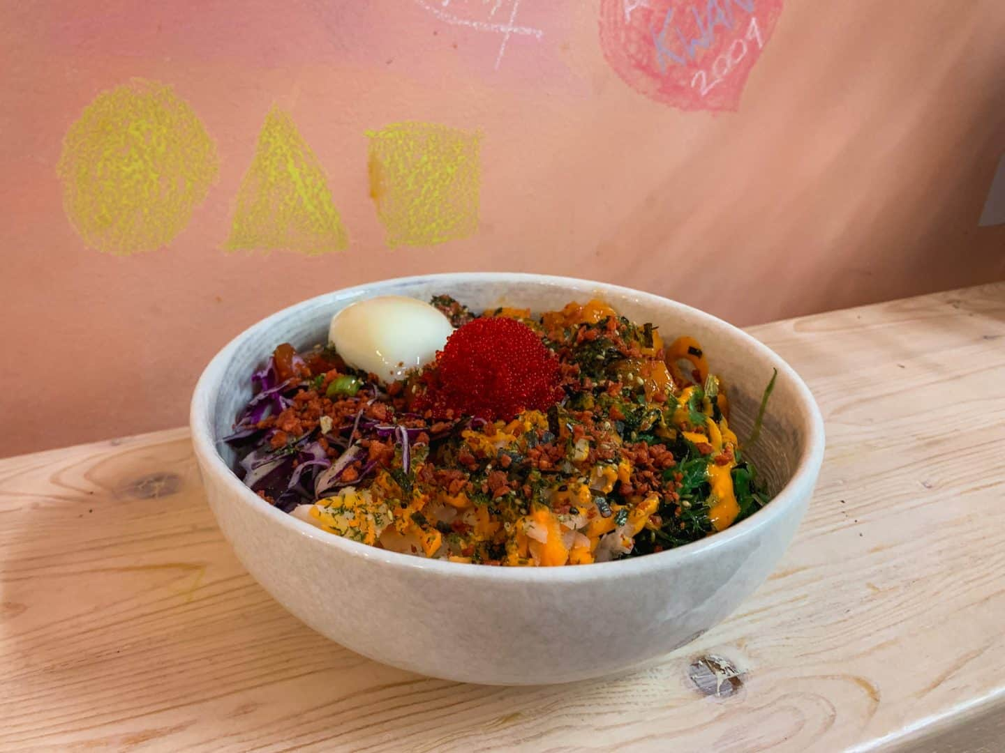 Pokey Okey offers some of the best poké in Vancouver.