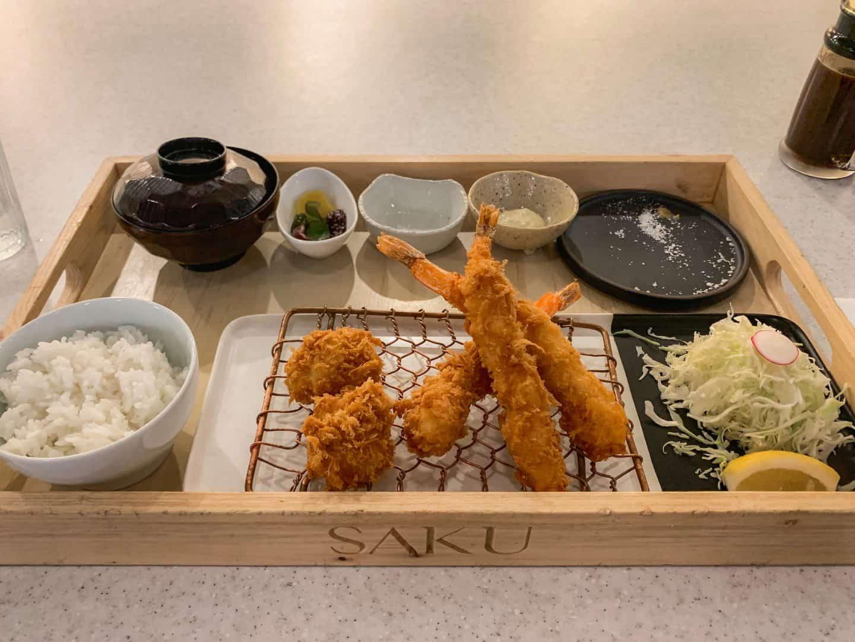 Saku Vancouver has incredible tonkatsu, otherwise known as deep fried pork cutlets.