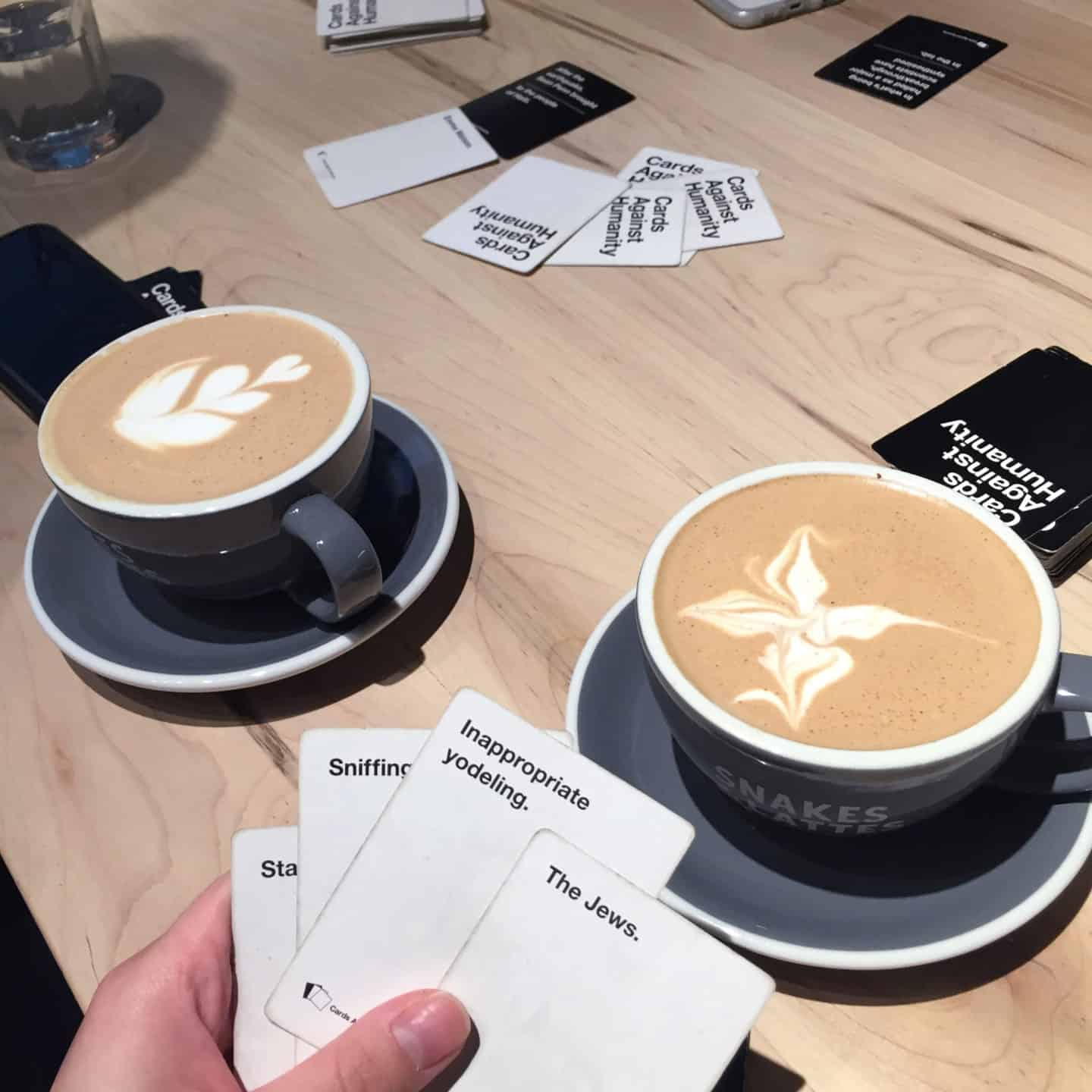All-you-can-play board games at Snakes and Lattes in Toronto