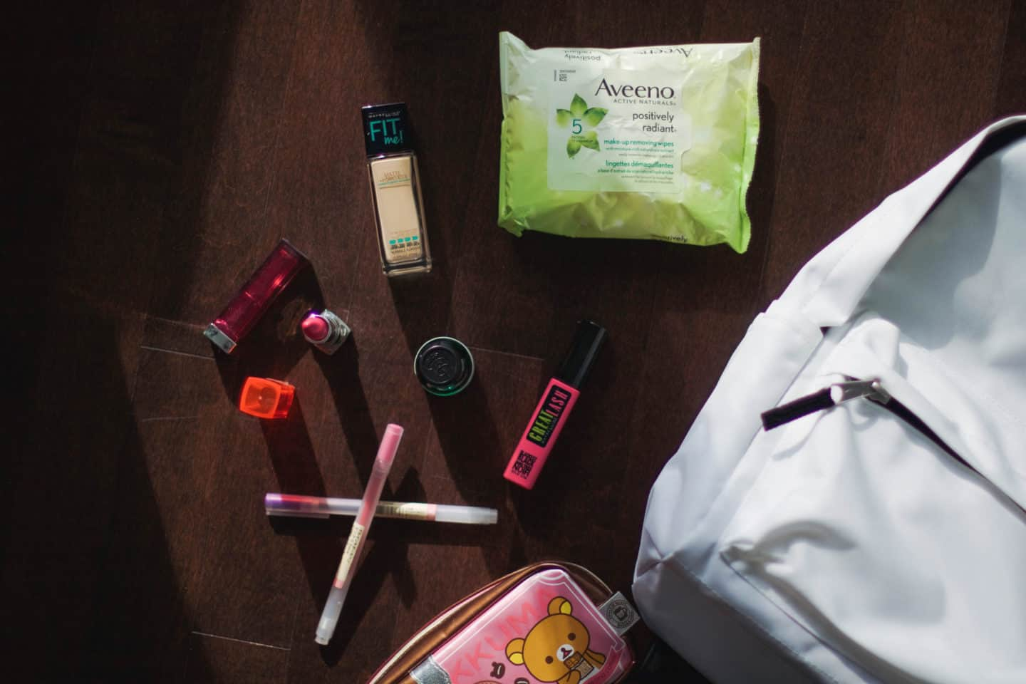 Back-to-school fashion & beauty essentials for college/university students
