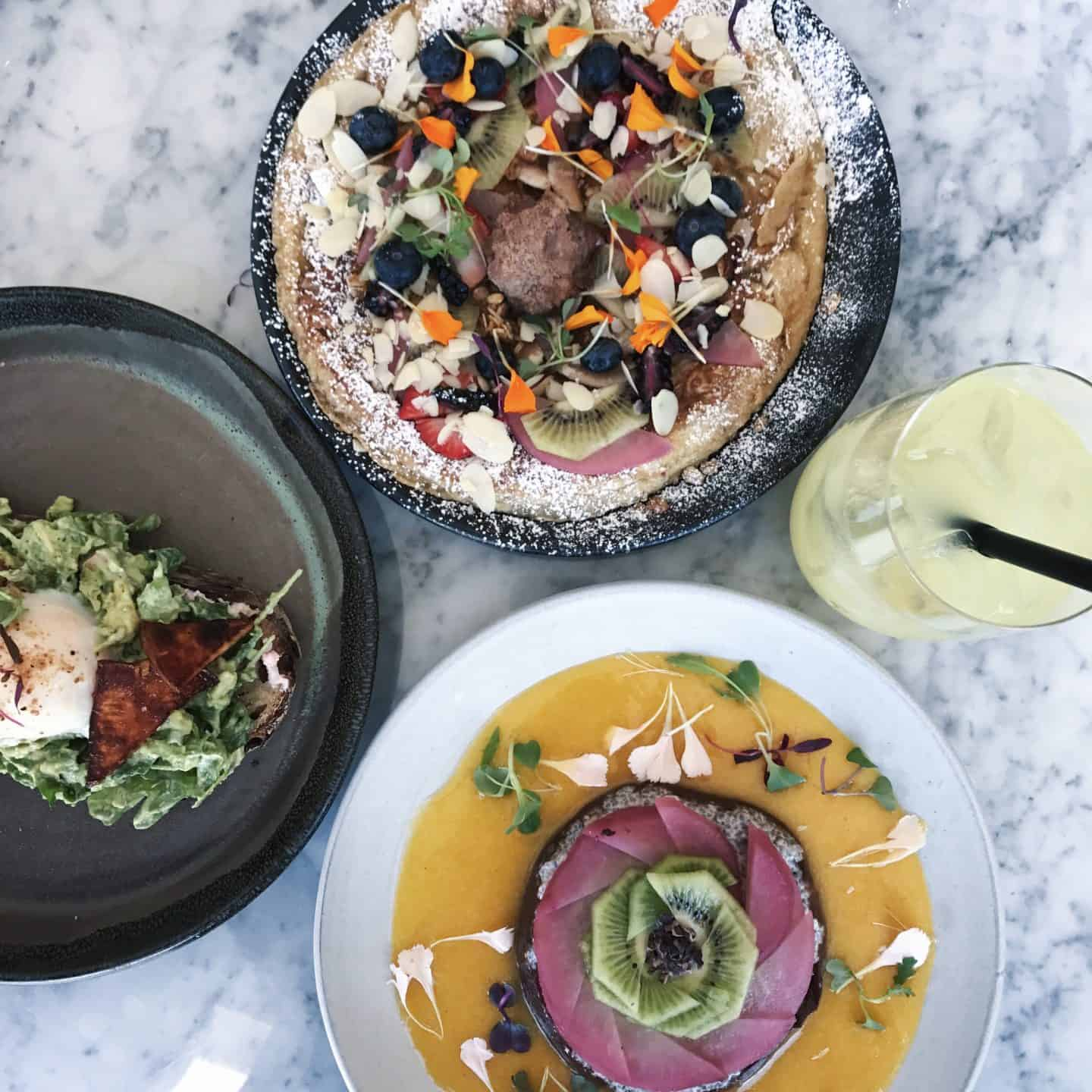 Baddies is one of the most Instagrammable brunch spots in Toronto