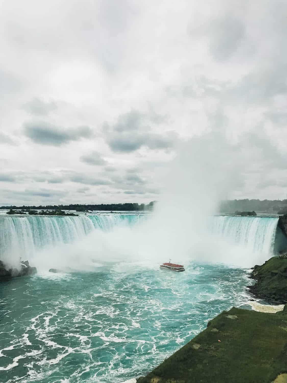A Day Trip to Niagara Falls, Ontario