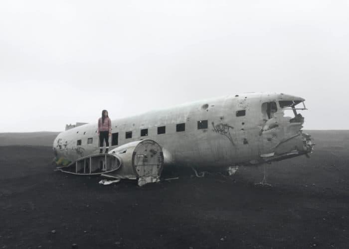 DC-3 Plane Crash in Iceland