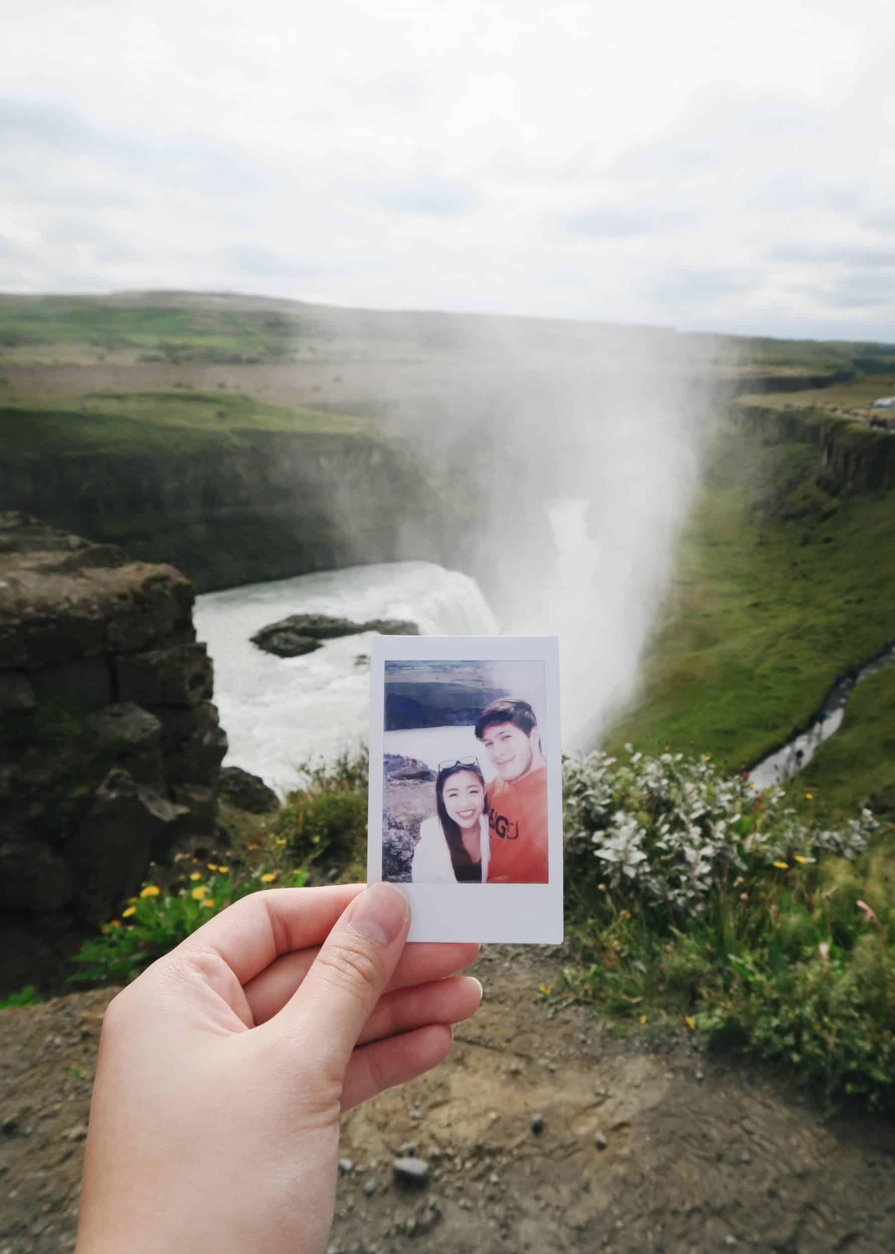 Gulfoss Waterfall along the Golden Circle | Diary of a Toronto Girl, a Canadian lifestyle blog
