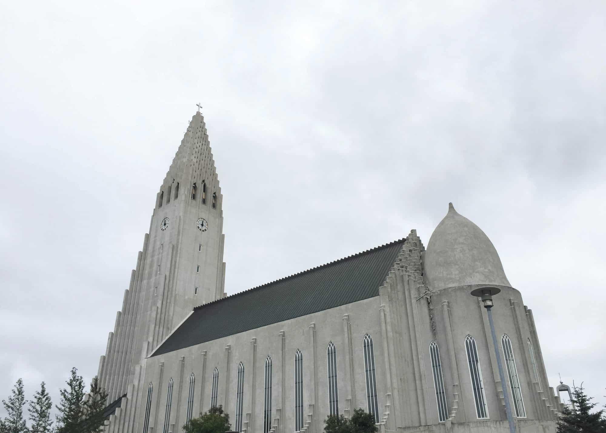 Hallgrimskirkja Church in Reykjavik | Diary of a Toronto Girl, a Canadian lifestyle blog