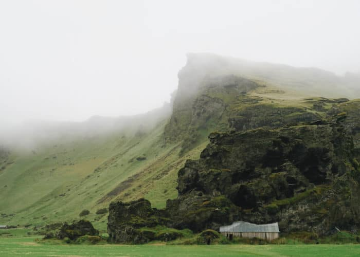 House in Iceland