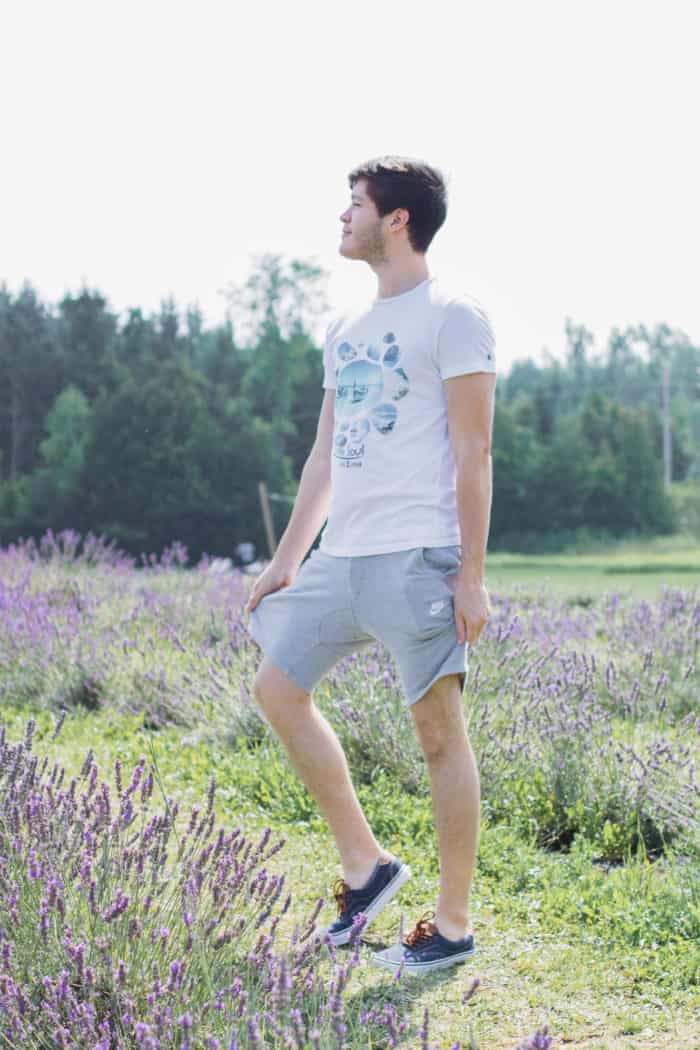 Terre Bleu Lavender Farm, Ontario