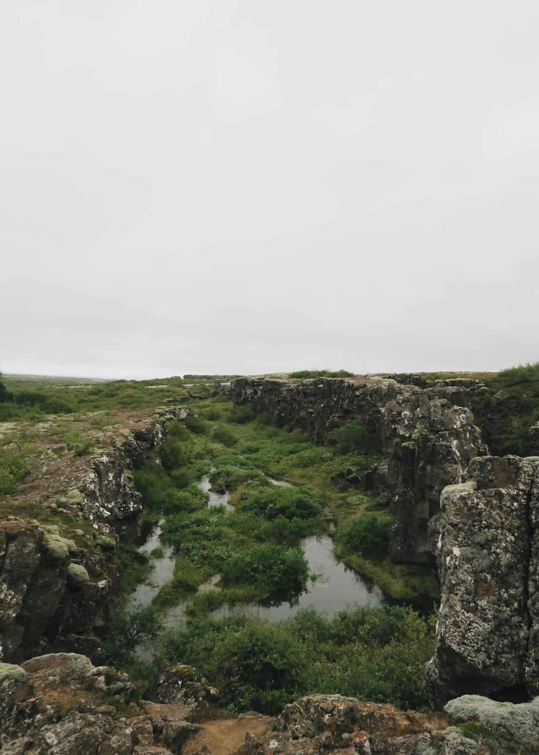Hiking in Thingvellir National Park along the Golden Circle on the Ring Road | Diary of a Toronto Girl, a Canadian lifestyle blog