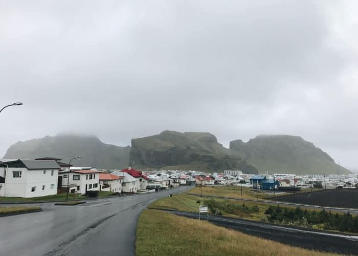 Westman Islands in Iceland