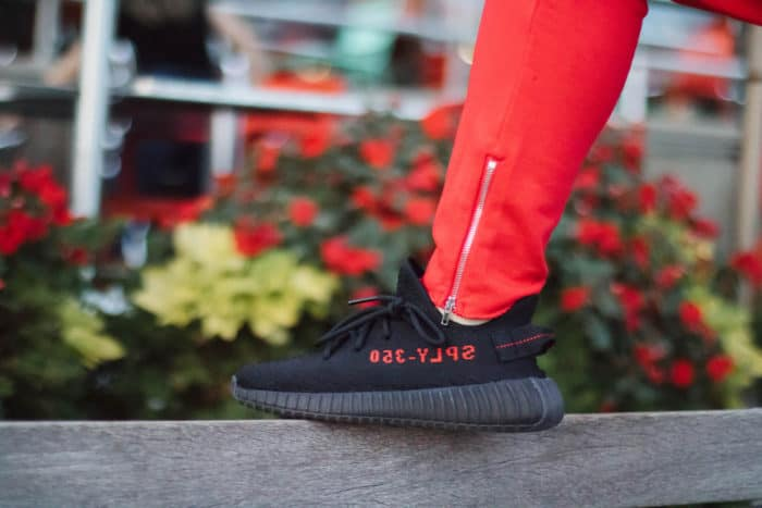 How to style Adidas Yeezy Boosts