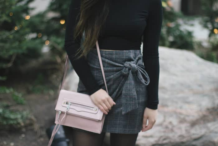 Fall/winter outfit idea + what to do during the holiday season in Toronto