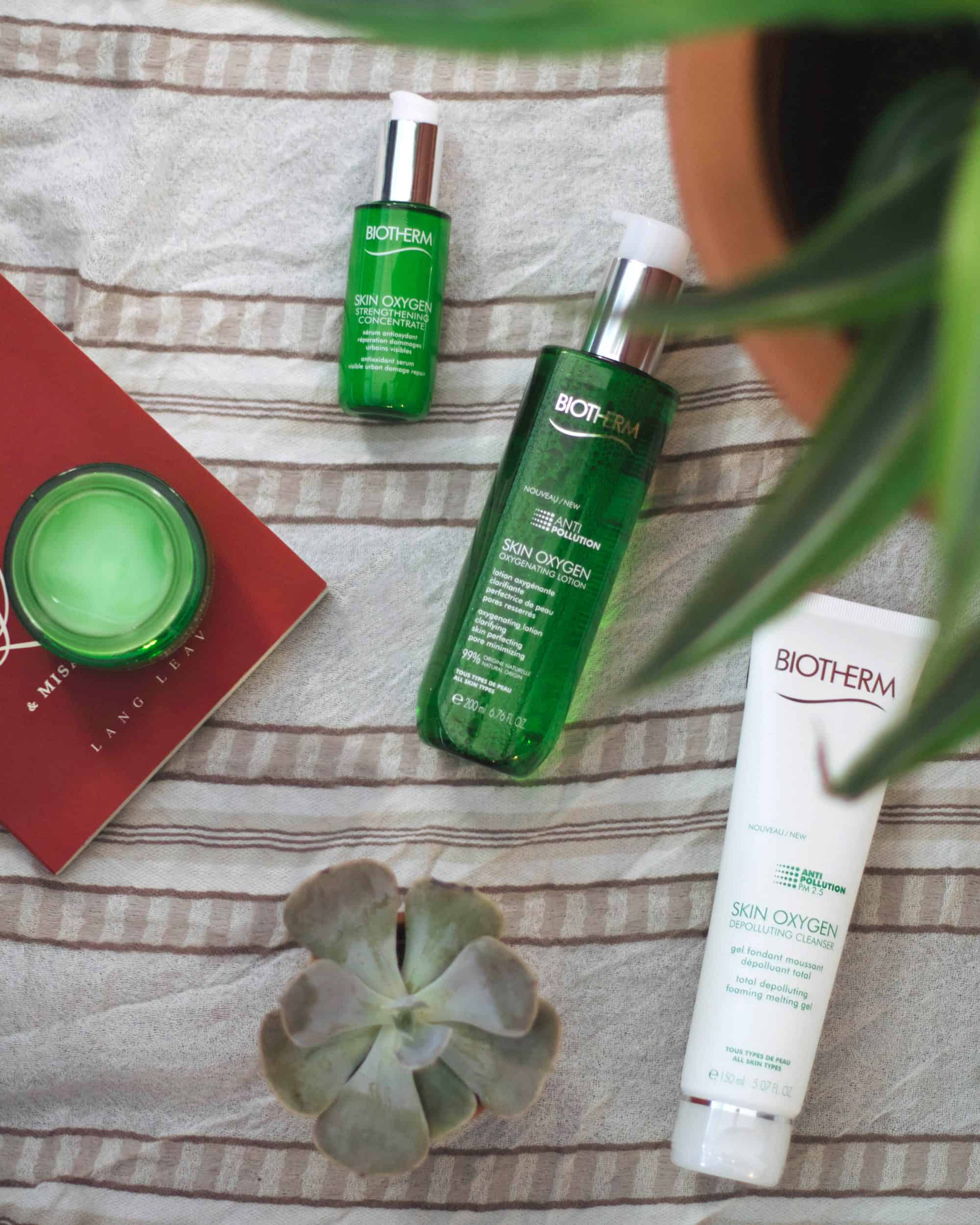 Biotherm Skin Oxygen collection