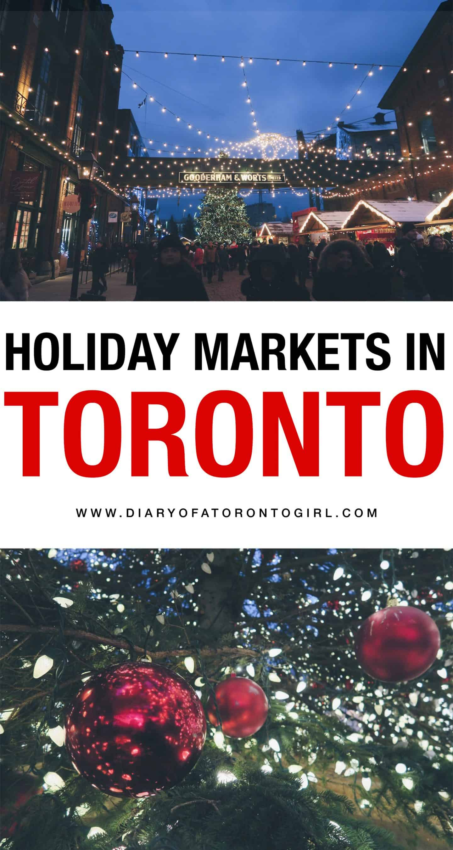 The best festive activities to do in Toronto during the holidays!