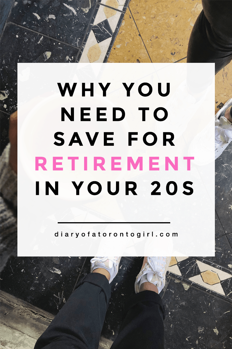 Planning for the future is important because you don't want to be stressing about it later in life. Here's why you need to start saving for retirement in your 20s!