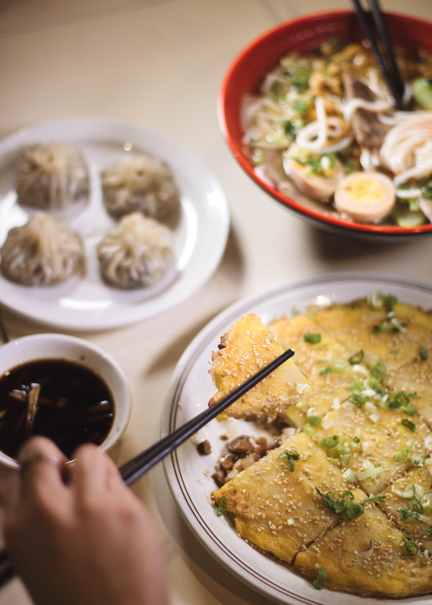 PanPan Noodle Bar | where to eat Wuhan Chinese noodles in Toronto | best Toronto restaurants to visit | top places to eat in Toronto, Ontario | Diary of a Toronto Girl, a Canadian lifestyle blog
