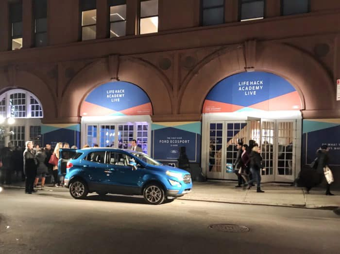 24 hours in New York City with Ford Canada | Ford Hub NYC | Life Hacks Academy