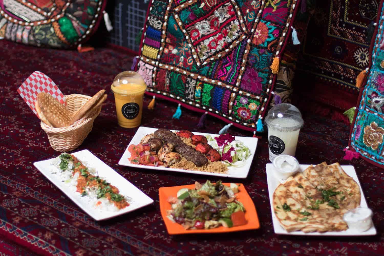 Naan & Kabob   Toronto Afghan restaurant   Toronto restaurants
