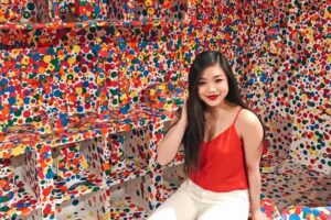 A Visit to Yayoi Kusama's Infinity Mirrors Exhibition