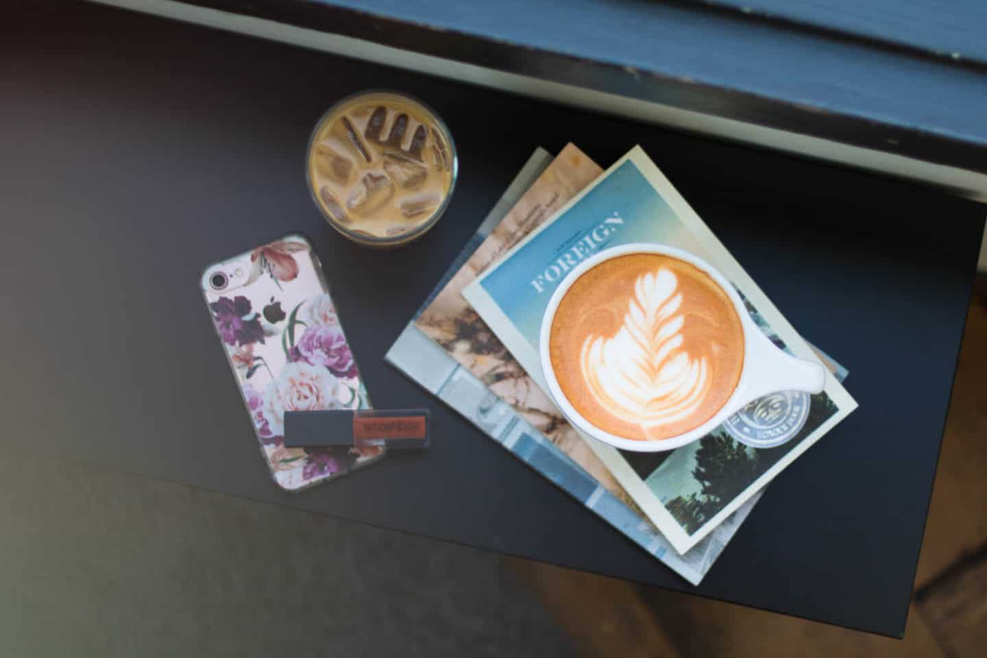 Bean Around the World serves great coffee in Vancouver.