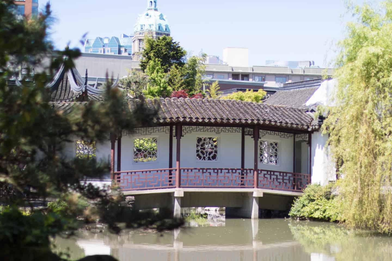 Dr. Sun Yat-Sen Chinese Garden, Vancouver, British Columbia