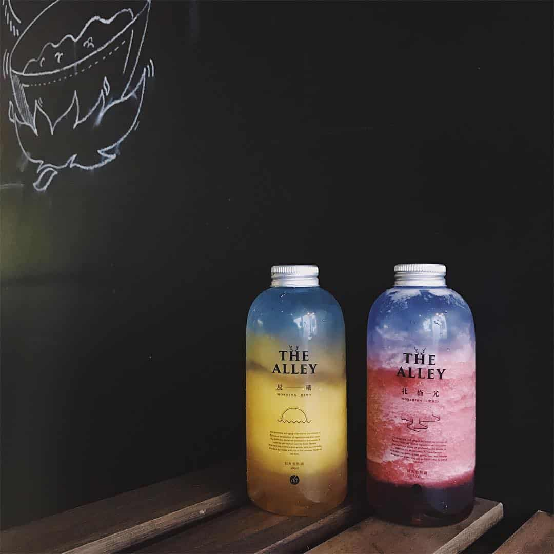 The Alley North York | the best Instagram-worthy spots in North York, Ontario | top Instagrammable places in Toronto, Canada | Toronto bubble tea shop | Diary of a Toronto Girl, a Canadian lifestyle blog