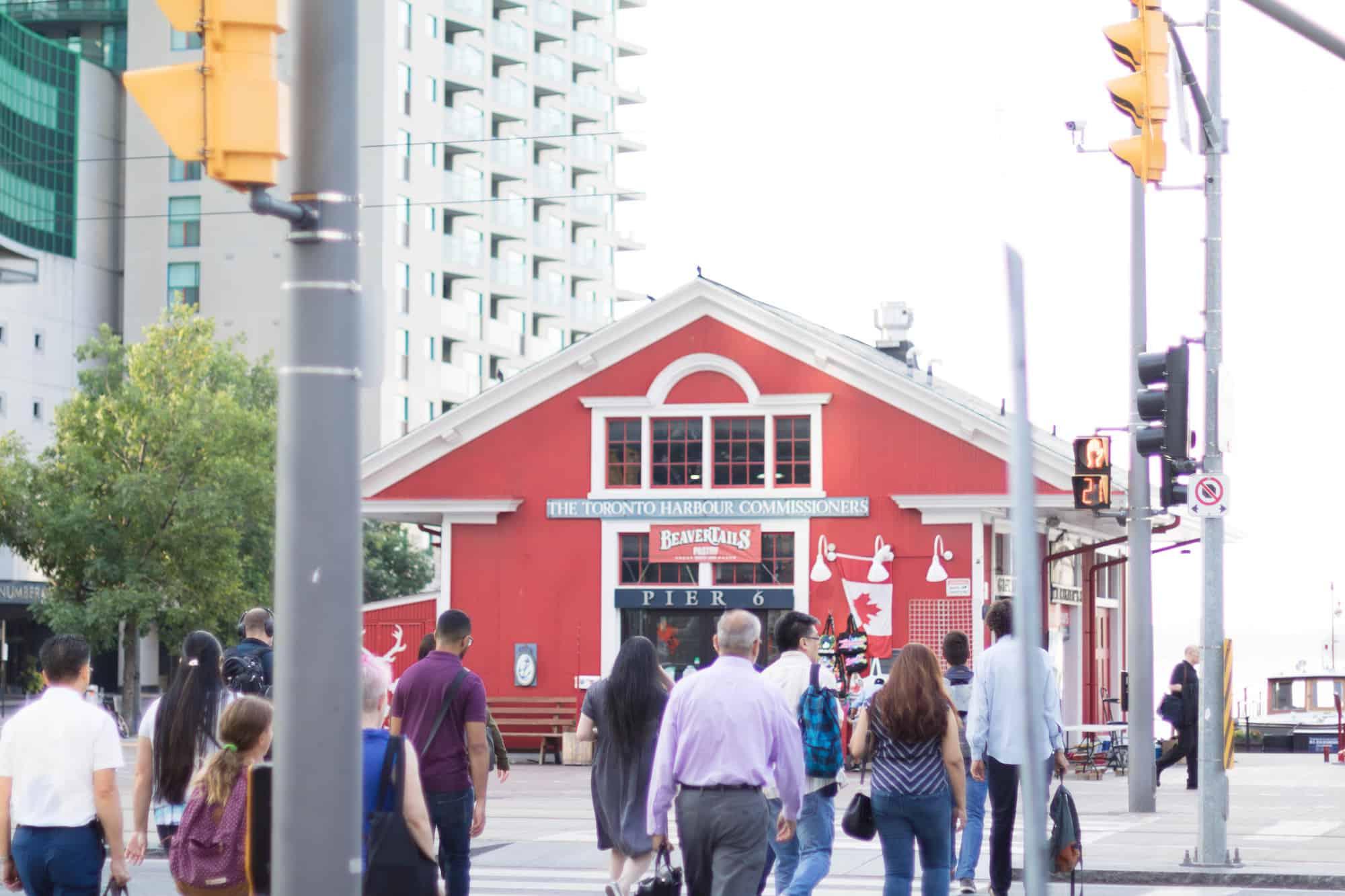 BeaverTails Harbourfront, Toronto