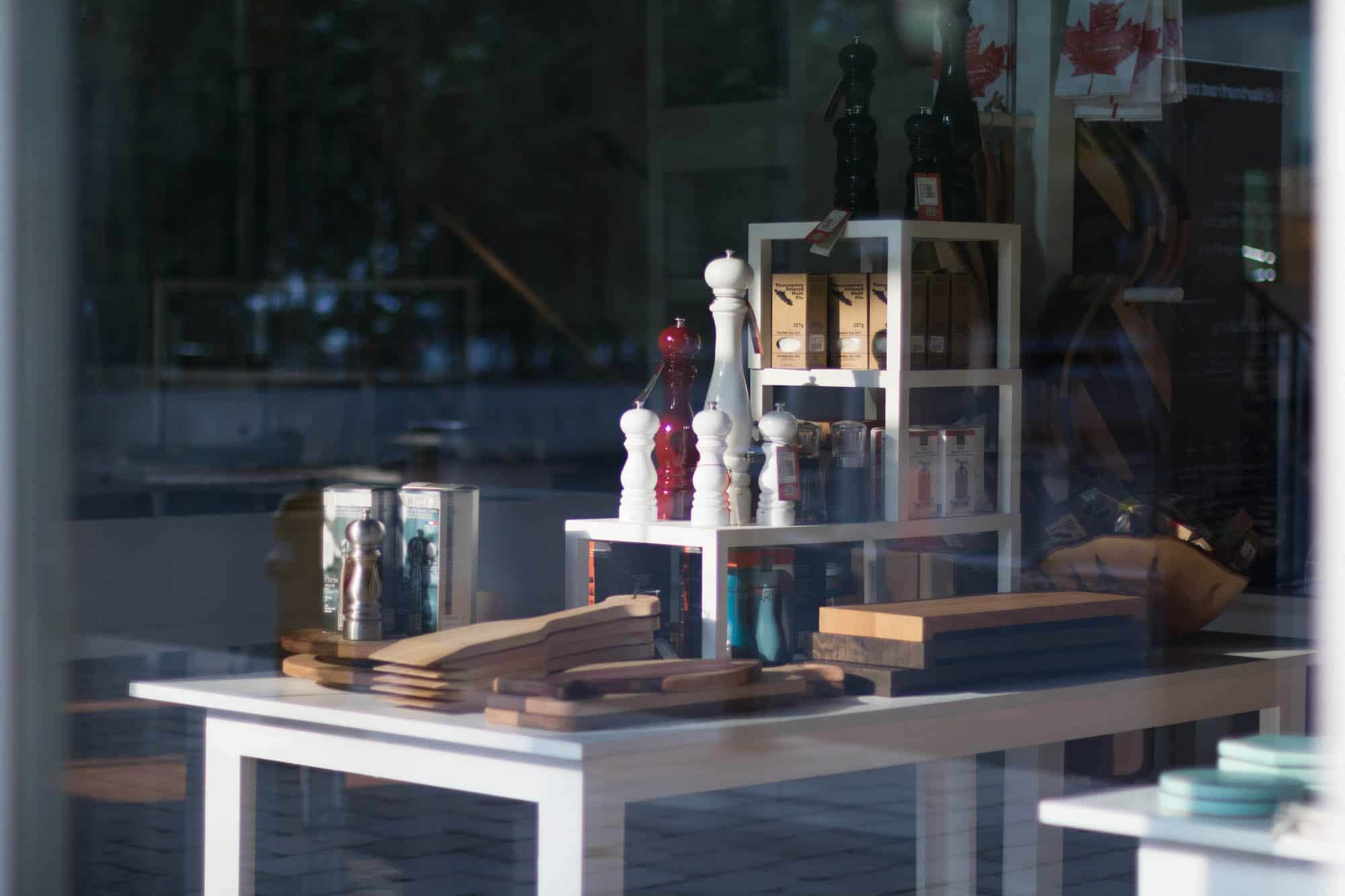 Shop at the Harbourfront Centre