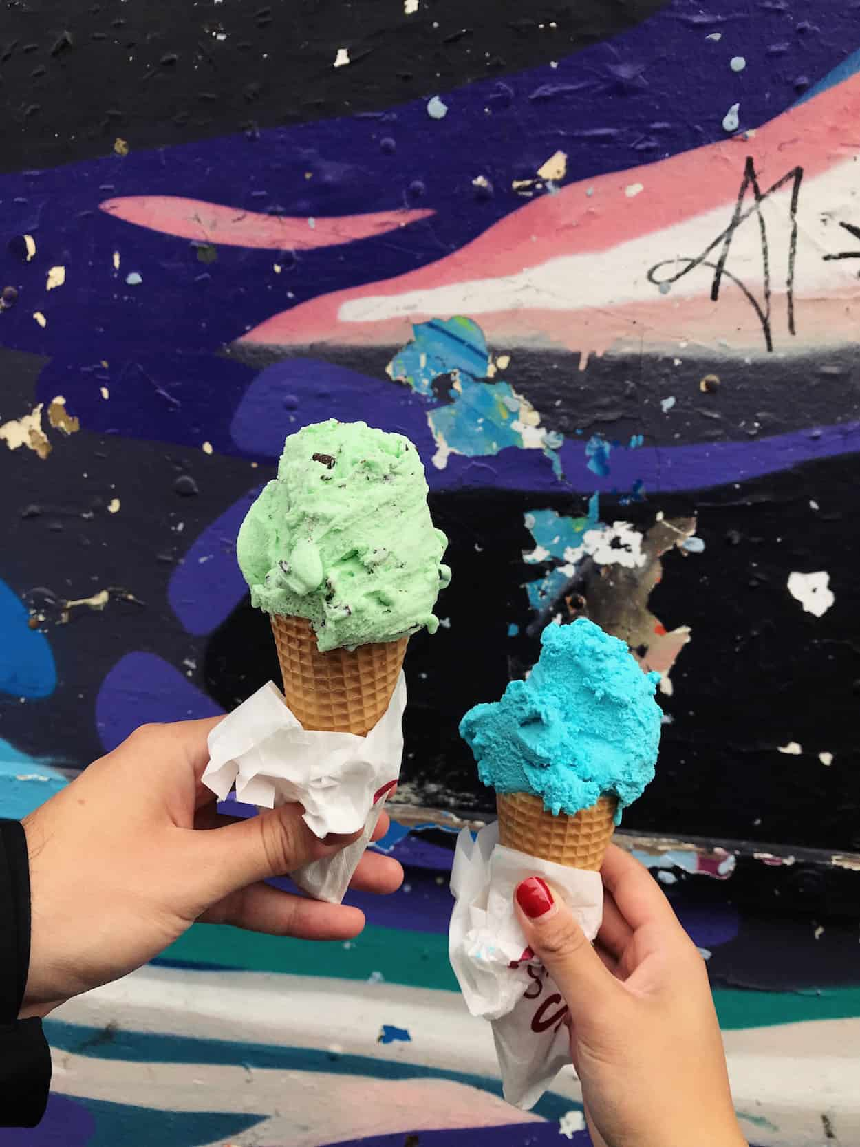 Best ice cream spots in Ireland | top places to get gelato in Dublin, Galway, Dingle | where to eat ice cream in Ireland | Diary of a Toronto Girl