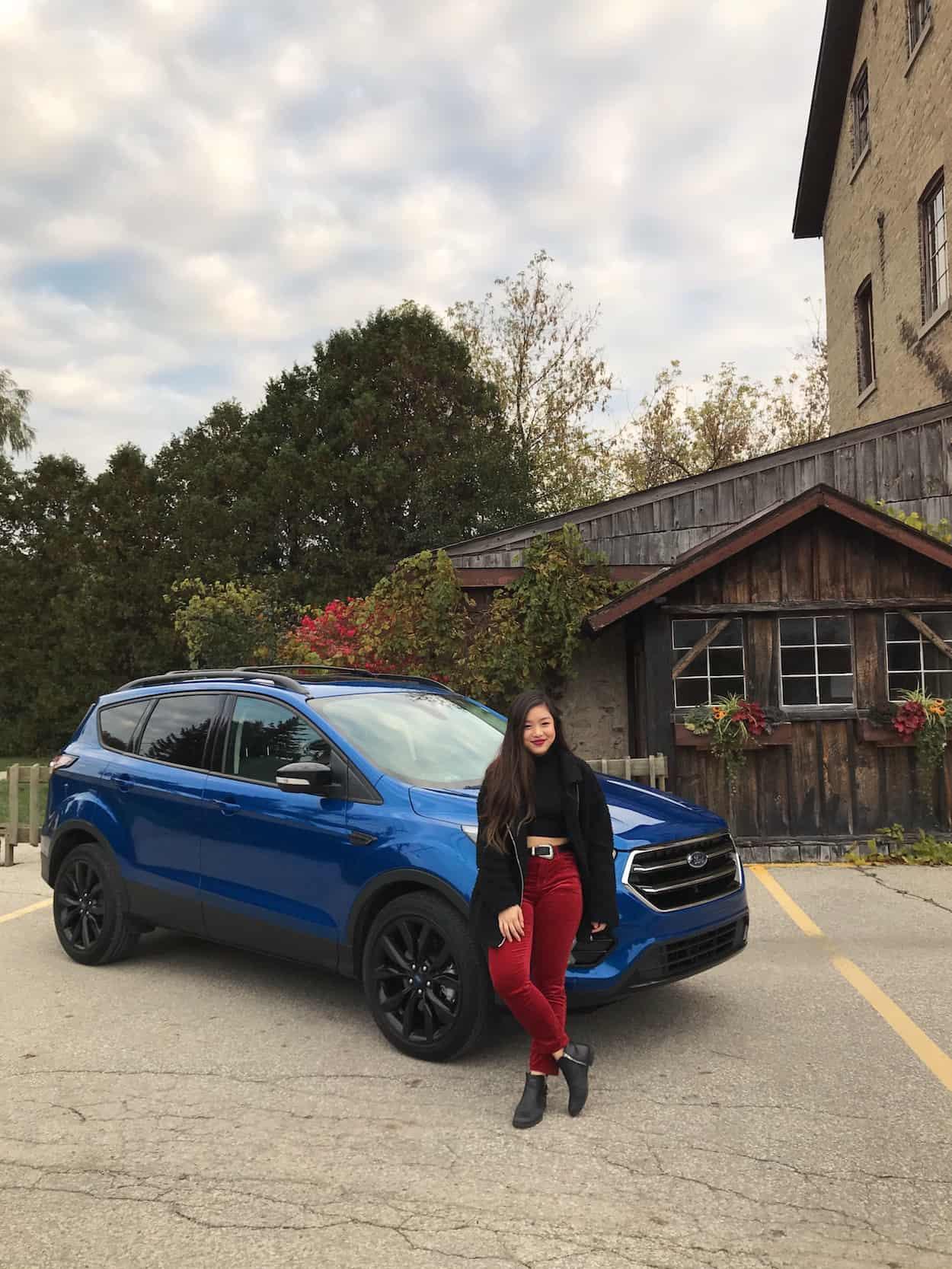 Ford Explorer in Guelph, Ontario