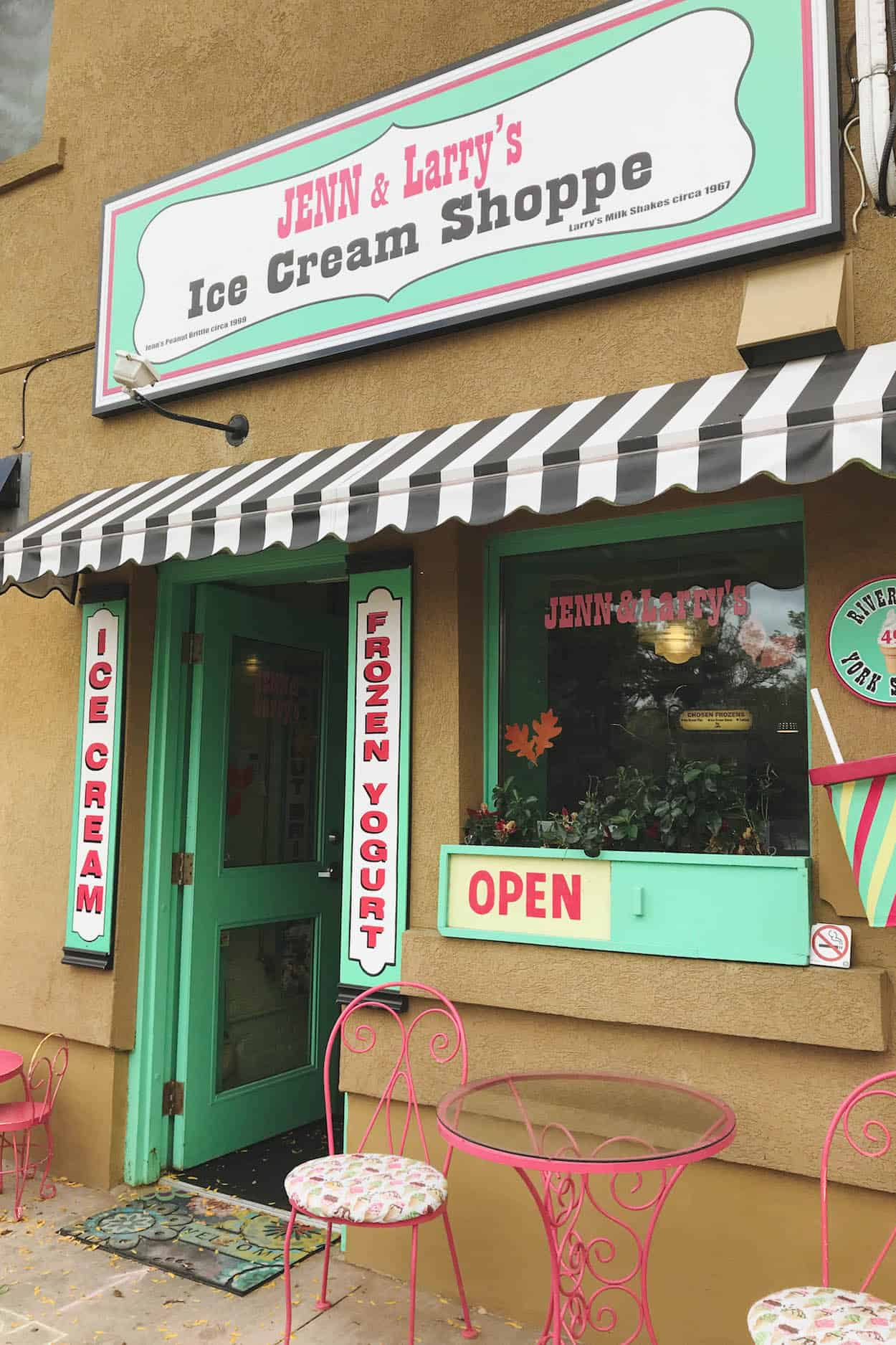 Jenn & Larry's Ice Cream | Diary of a Toronto Girl