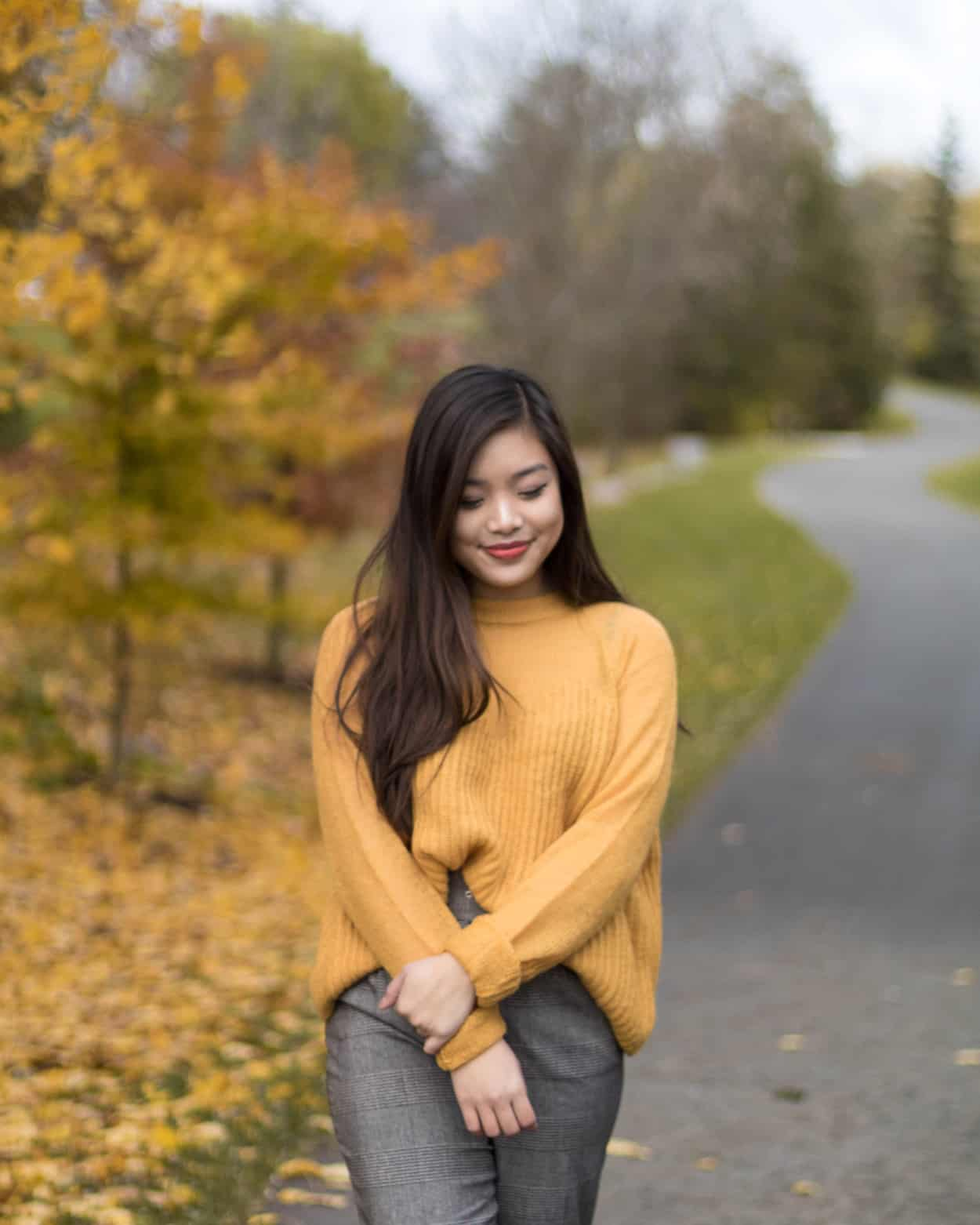 Cozy sweaters I'm loving this fall and winter | best online stores for fall shopping | autumn outfit ideas and style inspiration | what to wear in cold weather | Diary of a Toronto Girl, a Canadian lifestyle blog