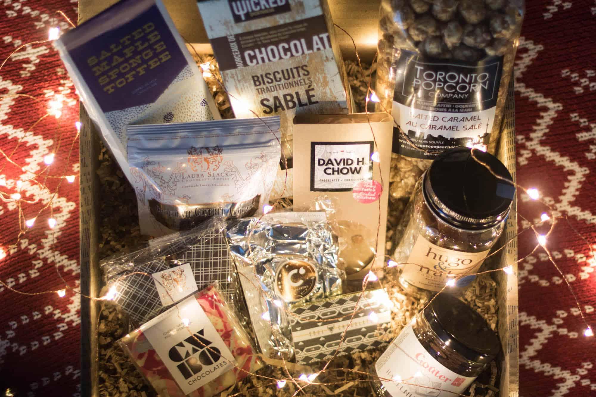 Saul Good Gift Co. | Canadian holiday gift basket | best holiday gift baskets | Christmas gift ideas | Diary of a Toronto Girl