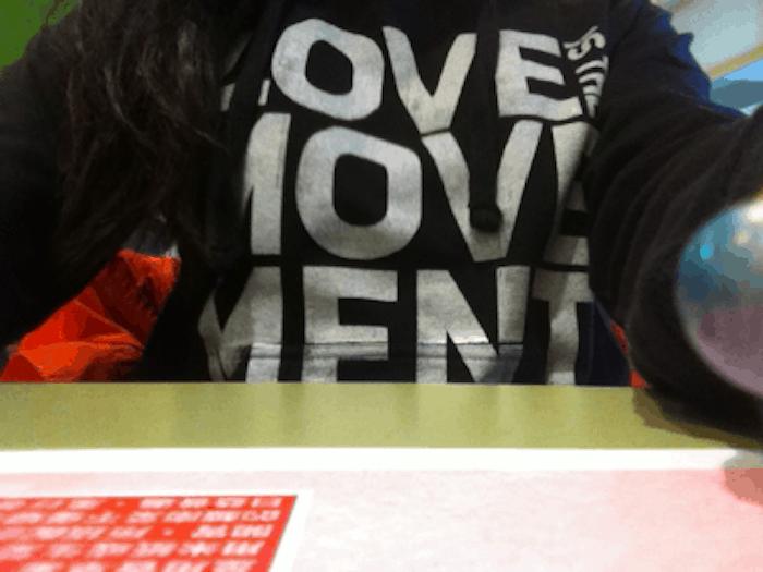 To Write Love on Her Arms (TWLOHA) hoodie