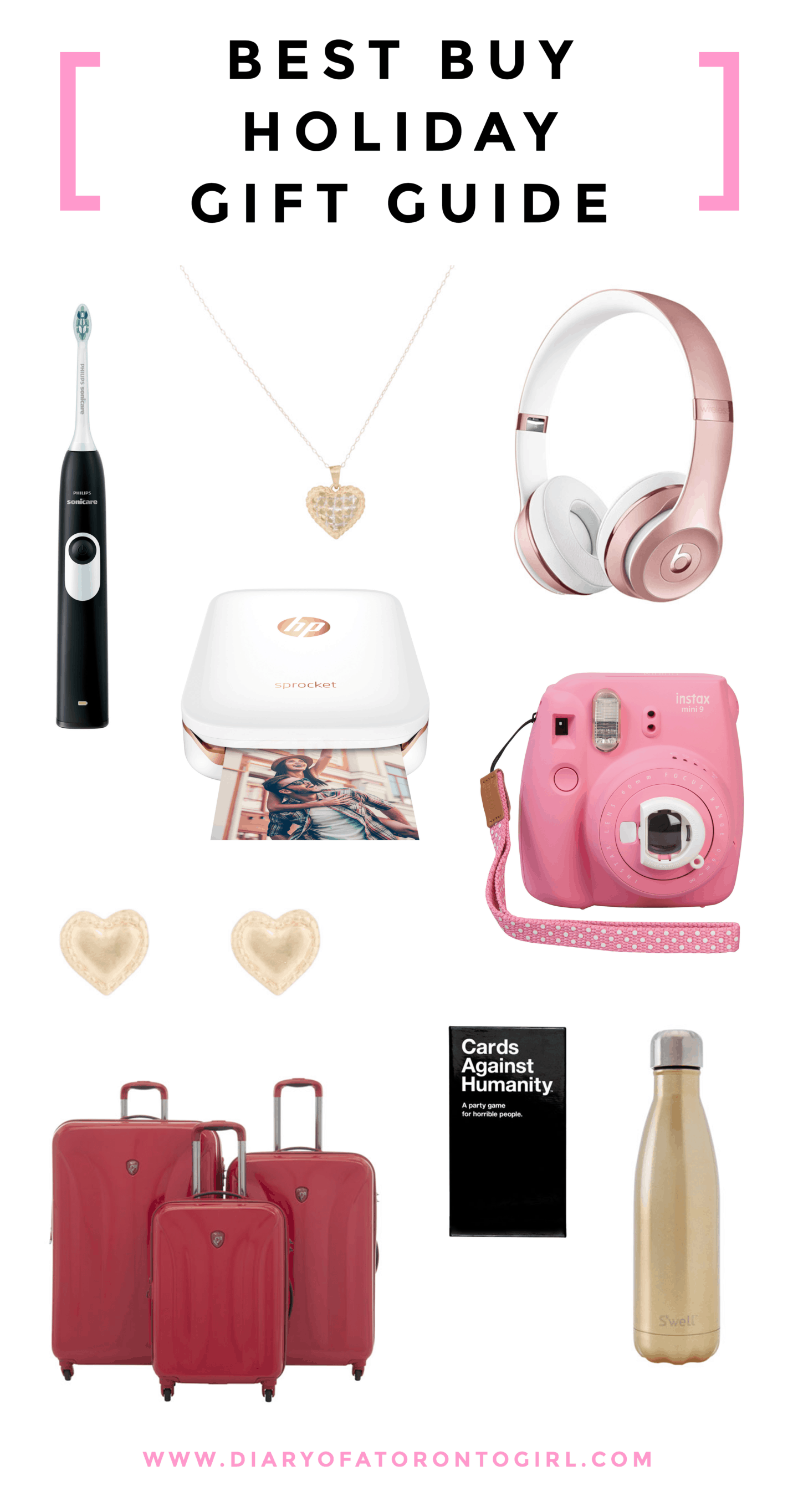 Best Buy Holiday Gift Guide 2018 | Diary of a Toronto Girl