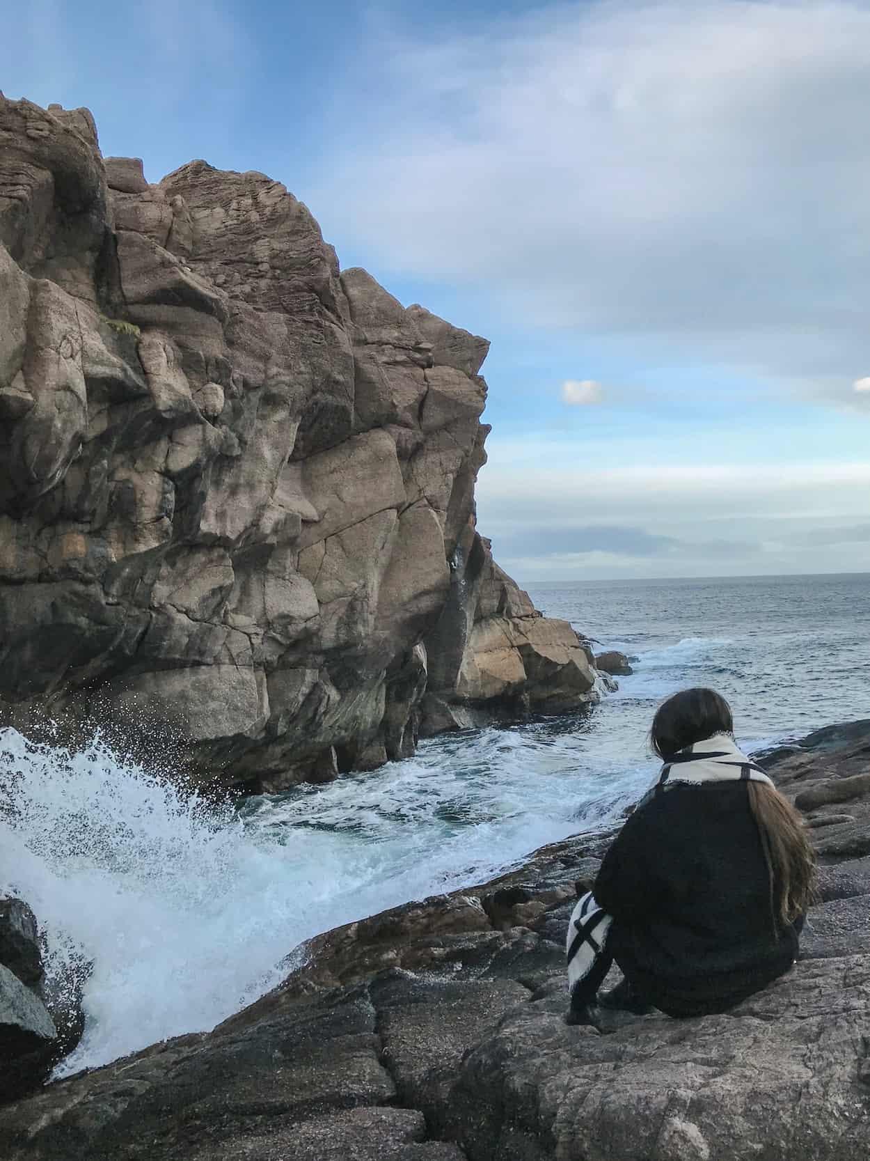 Historic Cape Spear in St. John's, Newfoundland