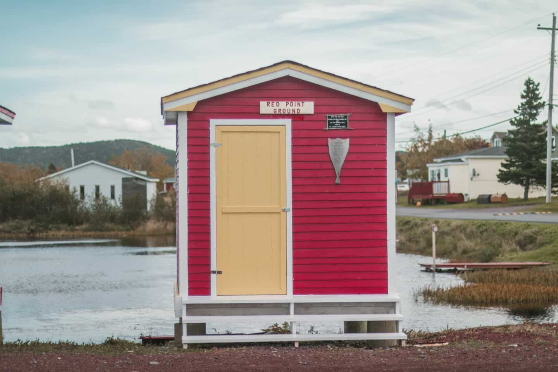 Cavendish cabins in Newfoundland