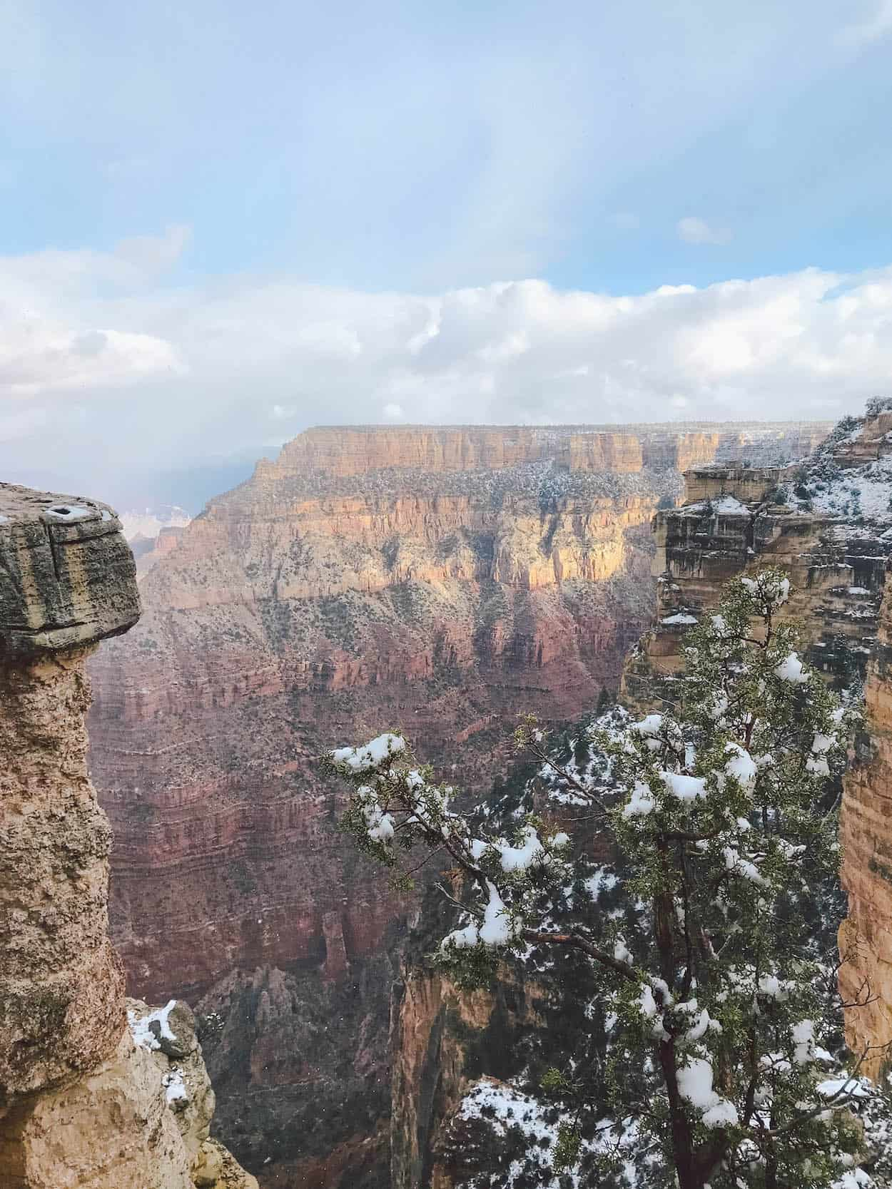 Grand Canyon National Park in Arizona, United States