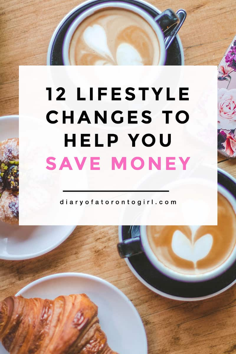 Thinking about the future? Here are simple and easy lifestyle changes you can make to help you save money in the long run!