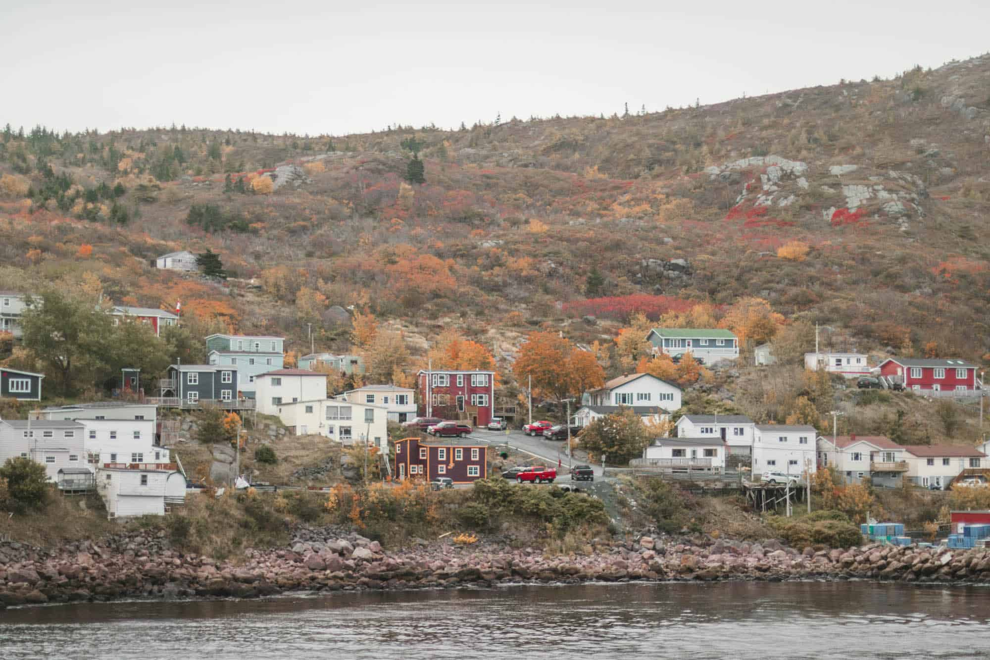 Petty Harbour-Maddox Cove is one of the best stops to make during your 4 days in St. John's, Newfoundland
