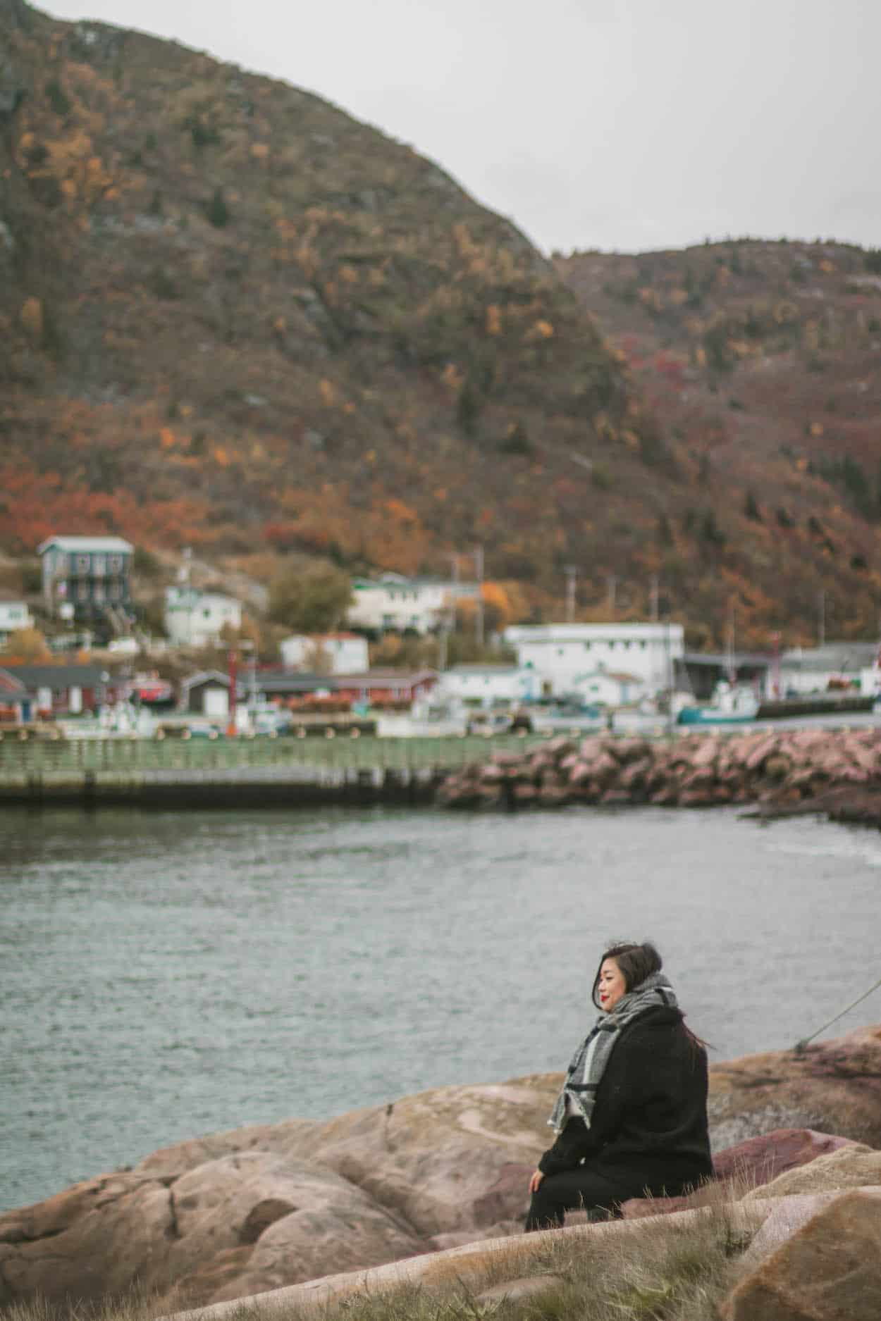 Petty Harbour Maddox Cove in St. John's, Newfoundland