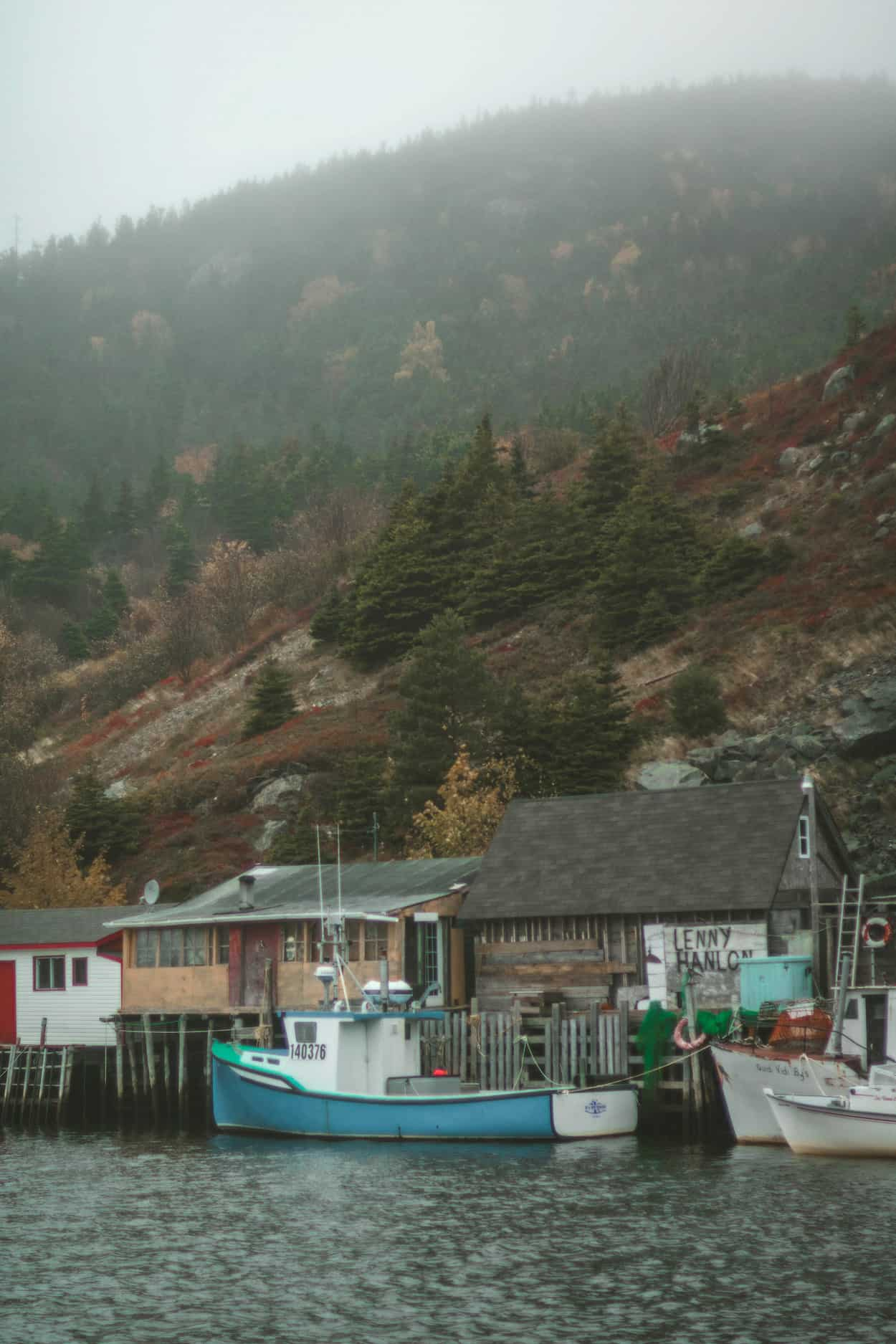 Quidi Vidi is one of the best stops to make during your 4 days in St. John's, Newfoundland