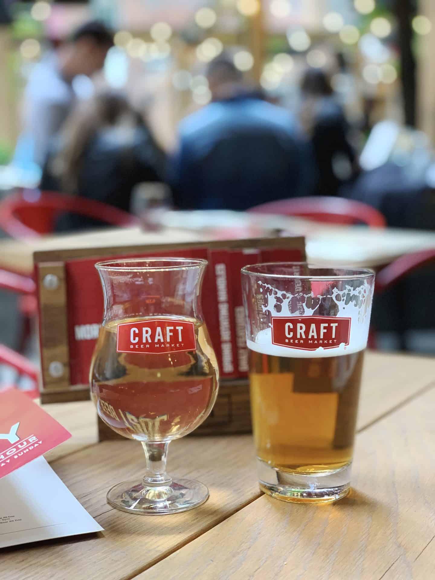 Craft Beer Market, Toronto