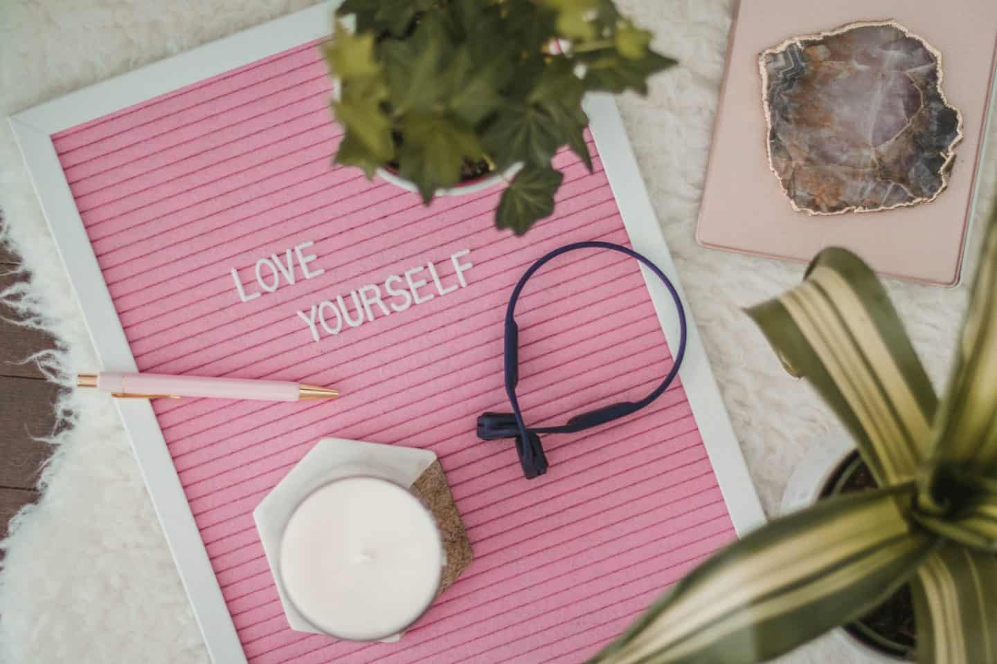 Simple ways to practice self-care daily | easy everyday self care tips, ideas, and inspiration | AfterShokz Trekz Air Headphones | Diary of a Toronto Girl, a Canadian lifestyle blog