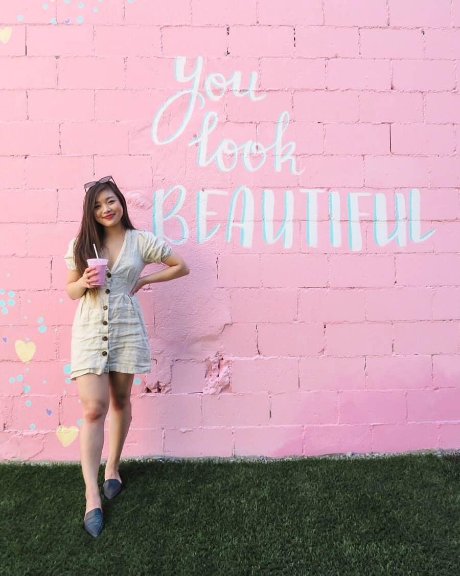 Calii Love mural in Toronto