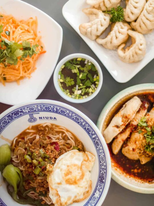Why You Need to Visit Niuda Hand-Pulled Noodles in Toronto