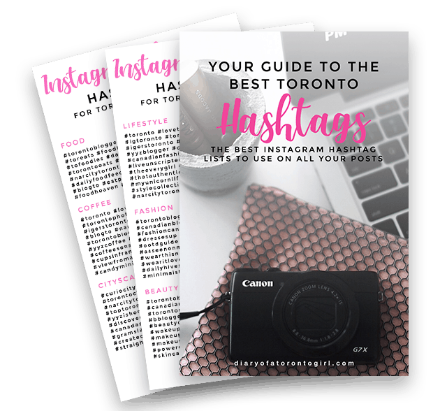 300 Best Instagram Hashtags for Different Photos (+ Toronto