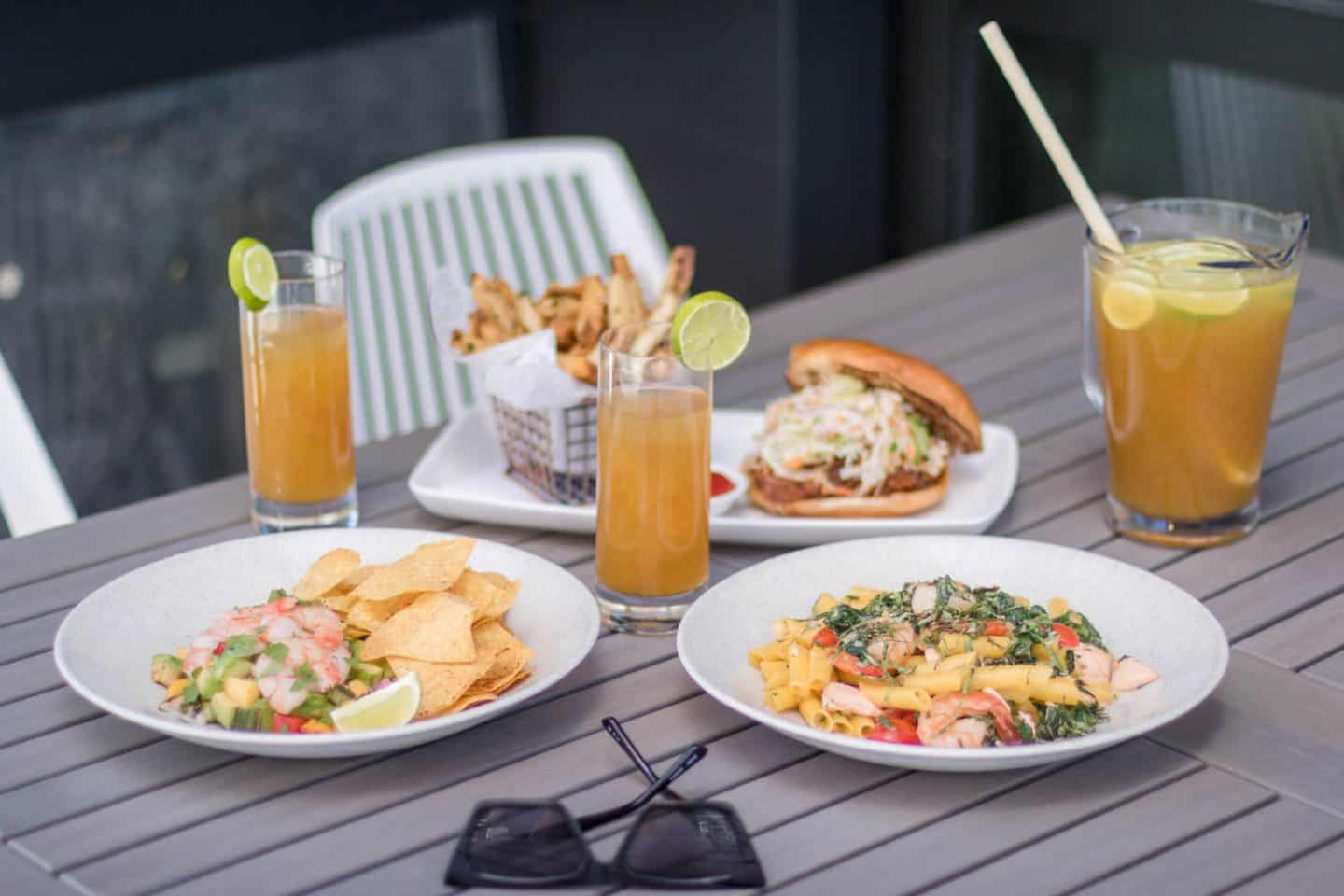 Rec Room Square One | best summer patios in Mississauga, Ontario | where to eat at the Square One Shopping Centre | top restaurants in the GTA near Toronto | Sauga food spots | Diary of a Toronto Girl, a Canadian lifestyle blog