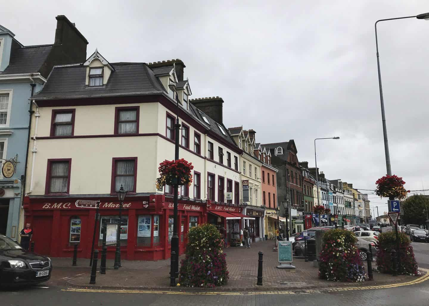 Cobh is an adorable small town worth adding to your 2 week Ireland road trip itinerary